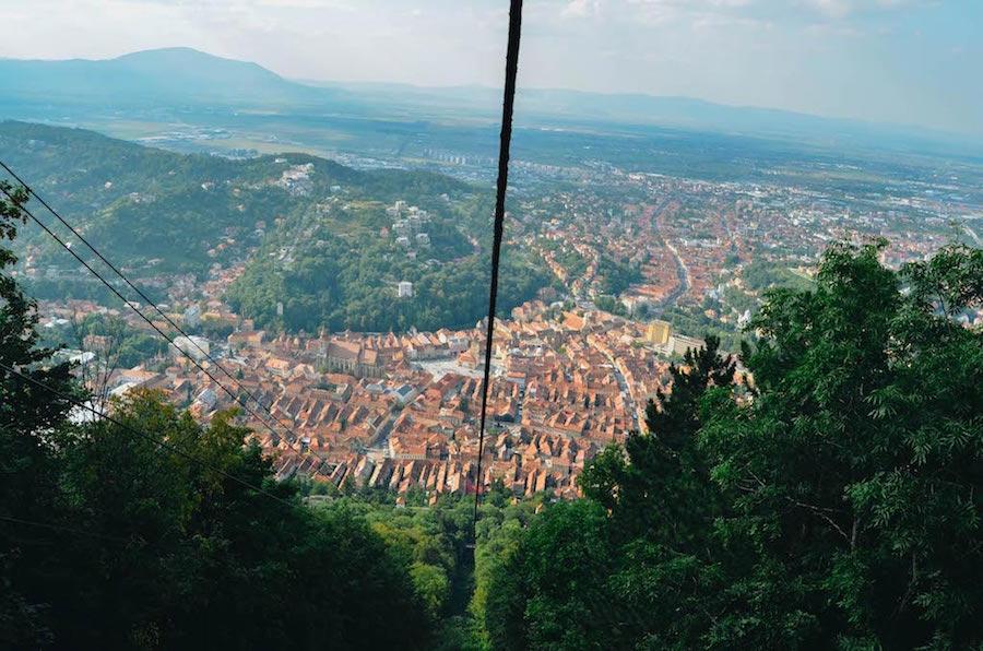 Telecabină Tâmpa Brașov