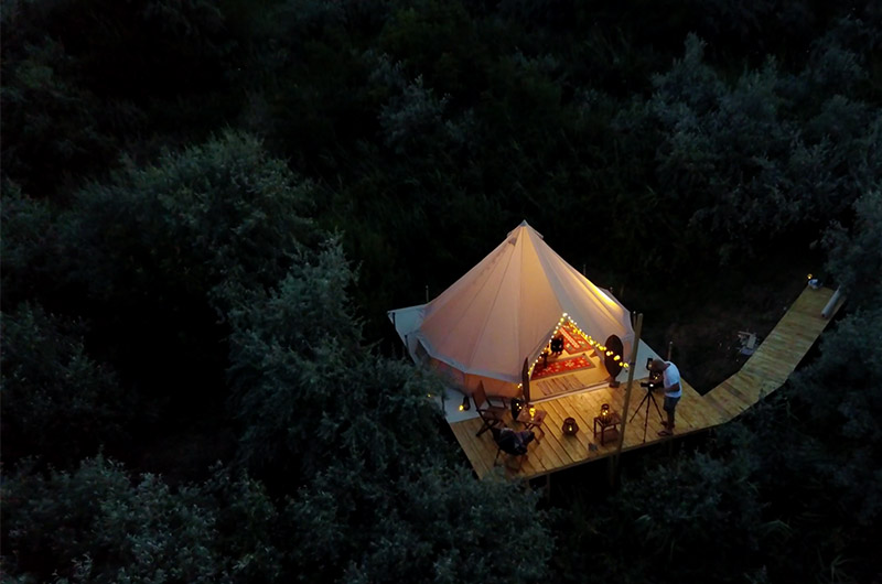Nomadia Glamping Retreat